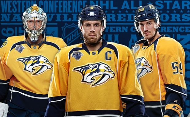 Image Courtesy: Nashville Predators