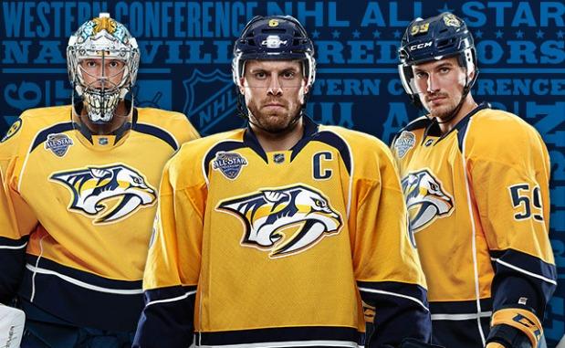 Image Courtesy: Nashville Predators